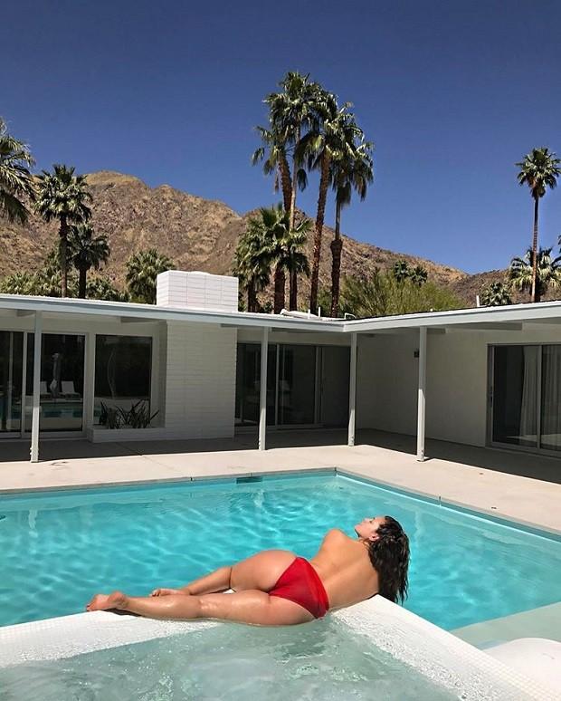 Ashley Graham (Photo: Reproduction / Instagram)