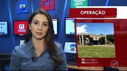 Confira o Direto do G1 Bauru e Marília desta quinta-feira