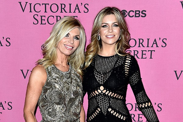 Karen Clancy e Abbey Clancy (Foto: Getty Images)
