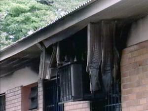 Escola Ruy Barbosa, em Ijuí, não tem aula nesta terça (Foto: Reprodução/RBS TV)