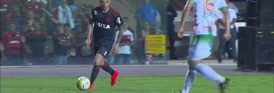 Melhores momentos de Flamengo 2 x 1 América-MG pela 16ª rodada do Brasileiro