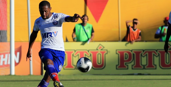 tinga; tinga bahia (Foto: Felipe Oliveira / Divulgação / EC Bahia)