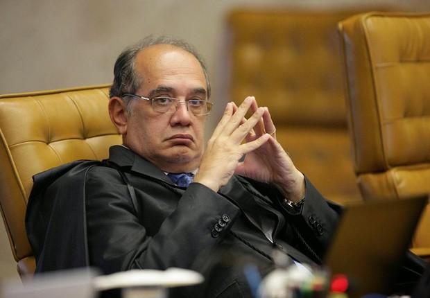 O ministro do Superior Tribunal Federal (STF), Gilmar Mendes (Foto: Elza Fiúza/Agência Brasil)