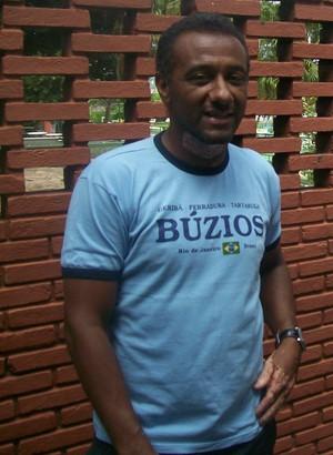 Edson Nikinha, técnico da Francana (Foto: Divulgação/Francana)