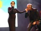 Roberto Justus canta com Claudia Leitte, Luiza Possi e mais famosos