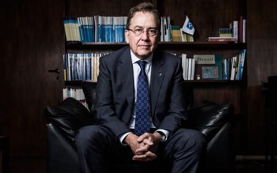 Paulo Rabello de Castro, novo presidente do BNDES (Foto:  Stefano Martini/ÉPOCA)
