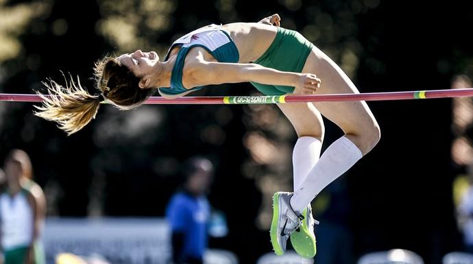 Ana Paula Oliveira salto em altura (Foto: Wagner Carmo - CBAt)