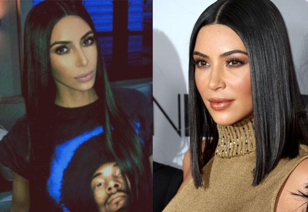 Kim Kardashian (Foto: Reprodução Instagram / Getty Images )