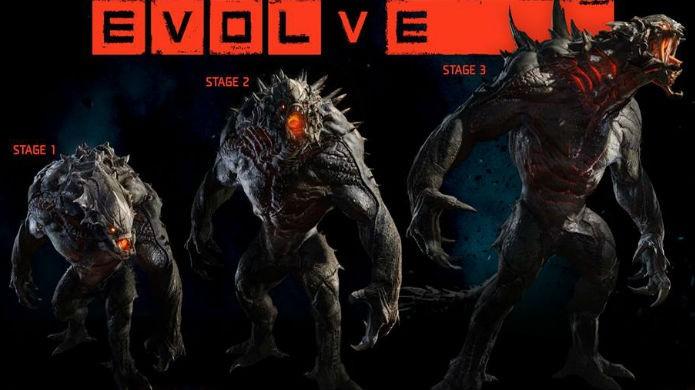 Em Evolve, evite colocar o monstro para lutar antes do estágio 3 (Foto: Divulgação/Turtle Rock Studios)