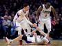 Westbrook é ofuscado por Jordan, e Clippers arrasam Oklahoma em casa