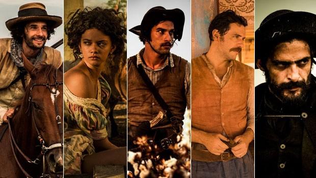 Conheça o elenco de 'Velho Chico', a nova novela das 9 (Caiuá Franco/ Globo)