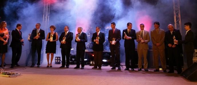 Prêmio Orgulho Paranaense (Foto: Fernanda Fraga)