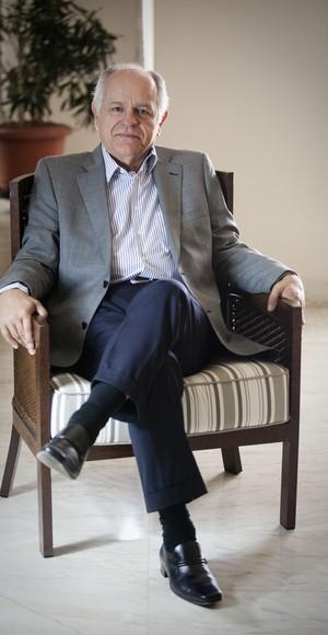 Pimenta da Veiga, ex-prefeito de Belo Horizonte e ex-ministro das Comunicações no governo Fernando Henrique Cardoso (Foto: João Marcos Rosa/Nitro/ÉPOCA)