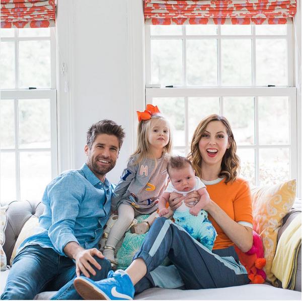 A atriz Eva Amurri Martino com os filhos e o marido (Foto: Instagram)