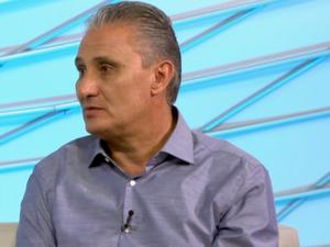 Tite, treinador (Foto: Reprodução SporTV)