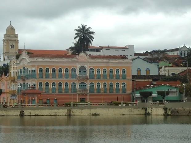 O Cine Teatro Guarany deve ser reestruturado (Foto: Batistinha Linhares/Divulgação )