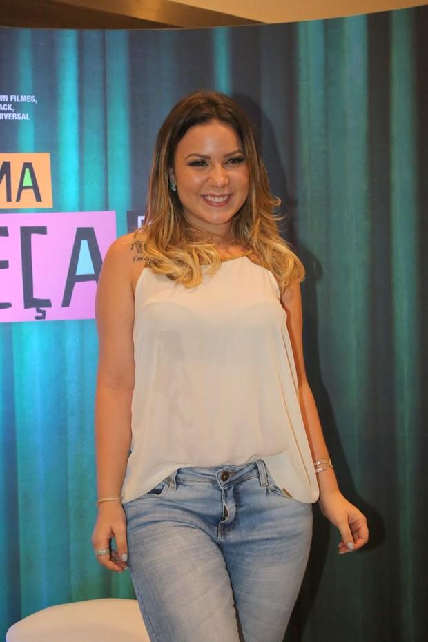 Maria Claudia (Foto: Fabio Moreno/Agnews)