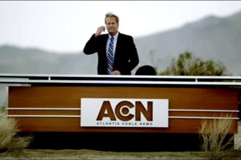 Teaser de 'The newsroom' (Foto: Reprodução da internet)