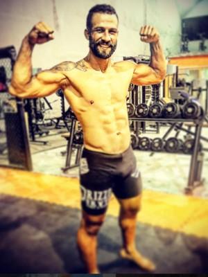 Gari Jorginho Filho também luta MMA e é faixa preta de Taekwondo (Foto: Reprodução/Instagram)