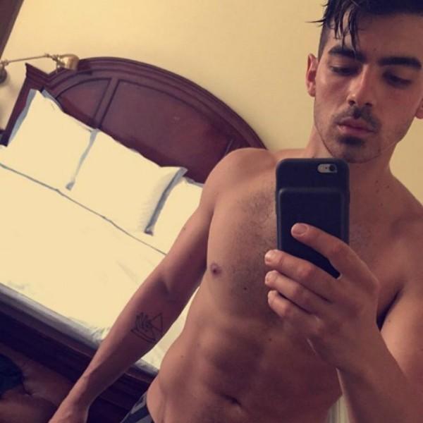 Joe Jonas (Foto: Reprodução Instagram)