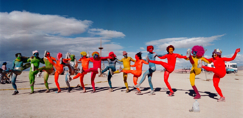 Por dentro do Burning Man, o 'festival' mais louco do mundo