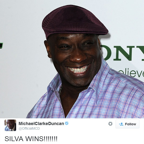 Michael Clarke Duncan (Foto: Getty Images/Twitter)