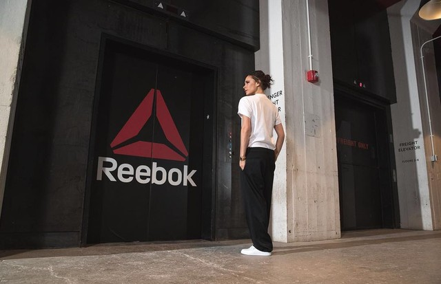 Reebok x Victoria Beckham (Foto: Reprodução/Instagram)