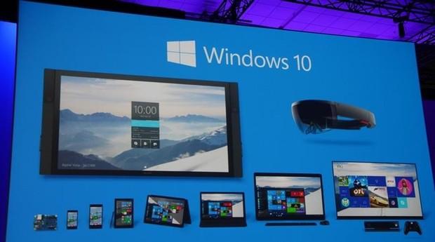 O Windows 10 é um sistema único para todos os dispositivos com software ou hardware da Microsoft (Foto: Divulgação)