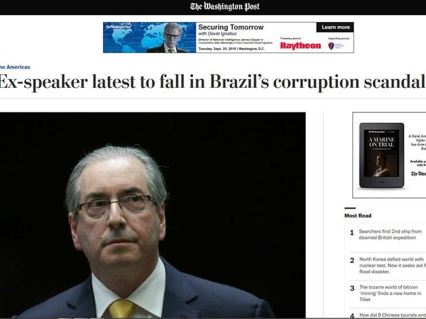 Deputado que iniciou processo de destituição de Dilma Rousseff perde o mandato