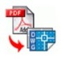 AutoDWG PDF to DWG Converter 1.6