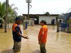 Boca do Acre, no AM, tem escassez de água potável devido à cheia