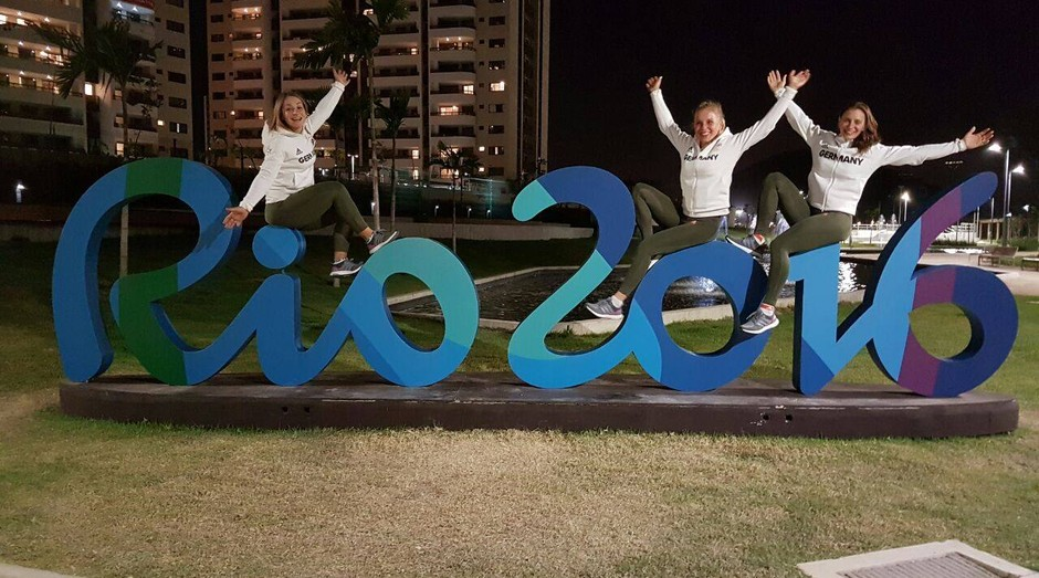 Argentina, Estados Unidos, Chile, Paraguai, Uruguai, França, Alemanha estão entre os países que mais mandaram pessoas para as Olimpíadas (Foto: Team Erdgas / Wikimedia Commons)