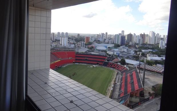 Ilha do Retiro - Sport (Foto: Lula Moraes/Globoesporte.com)