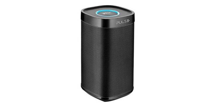 Caixa de som Pulse emite áudio em três direções para eventos e tem Bluetooth (Foto: Divulgação/Pulse)