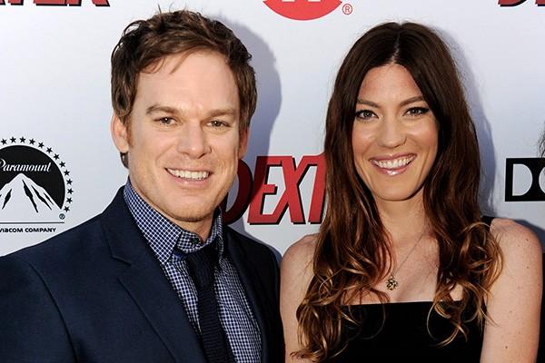 Michael C. Hall e Jennifer Carpenter (Foto: Getty Images)
