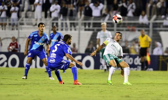 Ponte Preta x Palmeiras Moisés Lucarelli (Foto: Marcos Ribolli)