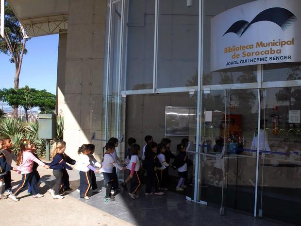 São 30 vagas para crianças entre 8 e 10 anos (Foto: Divulgação/Prefeitura de Sorocaba)