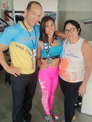 Erika Machado (Foto: Reprodução/Facebook)