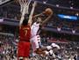 Wizards crescem no segundo tempo, batem os Hawks e fazem 3 a 2 na série