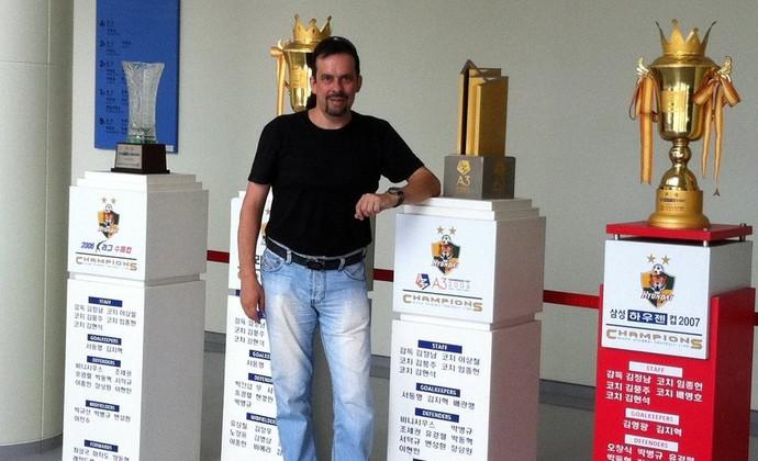 Pedro Secol Panzelli, agente Fifa, Guaratinguetá (Foto: Divulgação/ Arquivo pessoal)