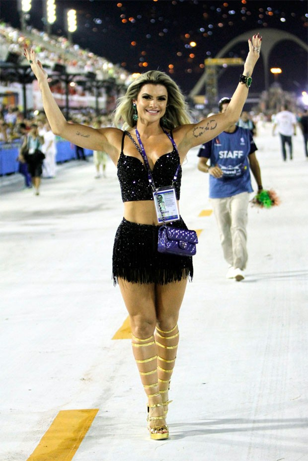 Mirella Santos (Foto: Brazil News)