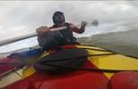 Sergipano viaja do Recife até Aracaju de Caiaque