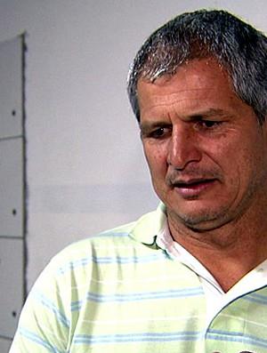 Fahel Junior diz que Rio Claro merecia a vitória contra o Comercial (Foto: Reprodução EPTV)