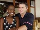 Angélica Ramos prepara festão de casamento com Laurent Mougeot