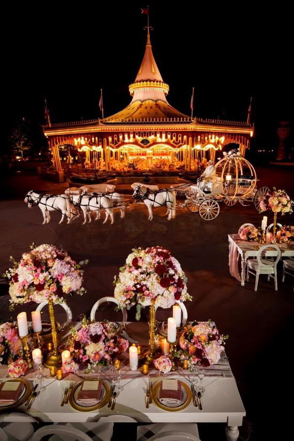 À noite é possível realizar cerimônias íntimas, coisa que não acontece durante o dia (Foto: Divulgação)