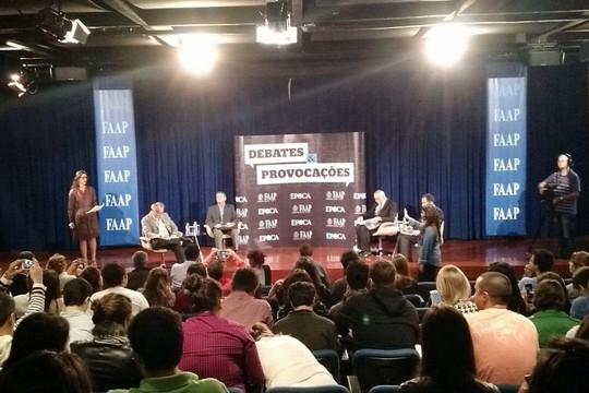 Debates & Provocações ÉPOCA/Faap: Devemos reduzir a maioridade penal? (Foto: ÉPOCA/Faap)