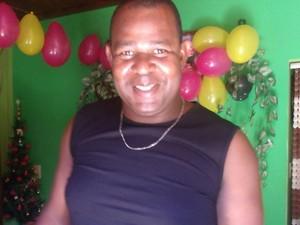 Claudemir Elias dos Santos, vítima da tragédia de Mariana (Foto: Maria do Carmo/Arquivo Pessoal)