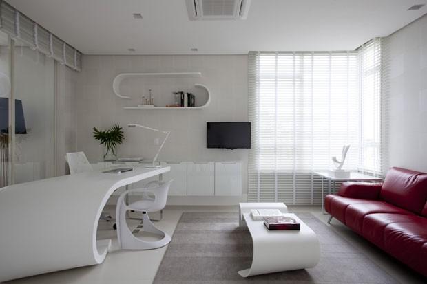 Casa confortável em Jurerê (Foto: Marco Antonio / divulgação)