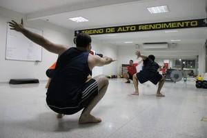 treinamento funcional (Foto: João Paulo Maia)