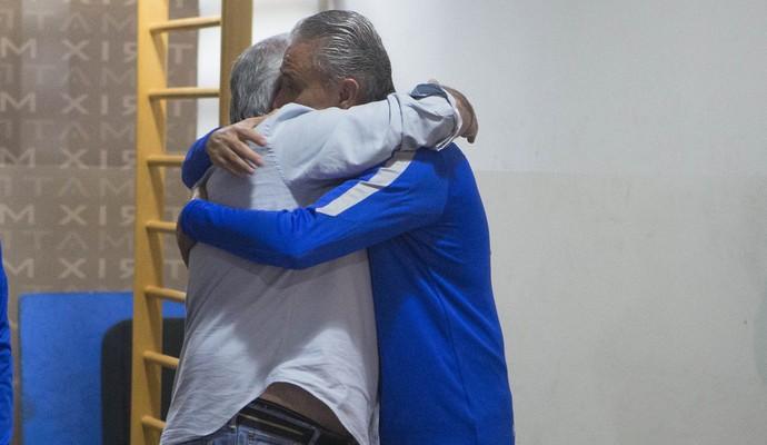Despedida Tite Corinthians (Foto: Daniel Augusto Jr./Agência Corinthians)